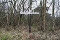 Hemyock, old signpost - geograph.org.uk - 115776.jpg