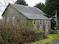 Hen Gapel, Waunclunda - Old Chapel, Waunclunda. - geograph.org.uk - 1087674.jpg