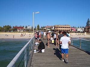 Henley Beach, South Australia - Henley Beach jetty