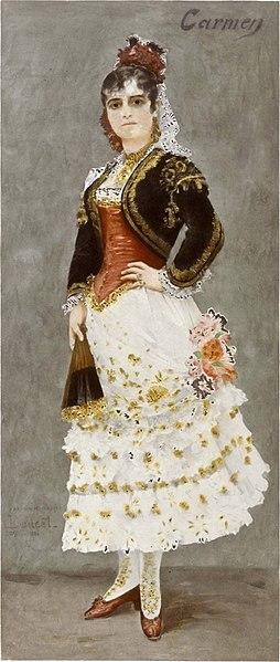 File:Henri-Lucien Doucet - Carmen de Bizet (1884).jpeg