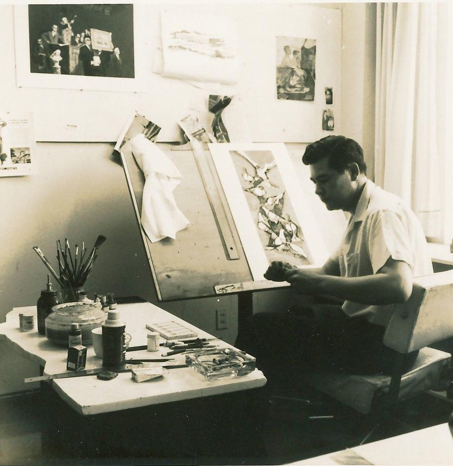 Herb's Chicago Studio