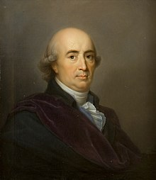 Johann Gottfried Herder, the founder of the concept of nationalism itself, although he did not support its program.