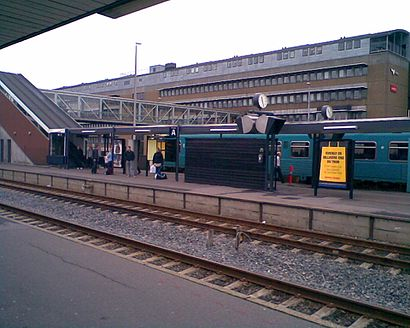 How to get to Herning St. with public transit - About the place