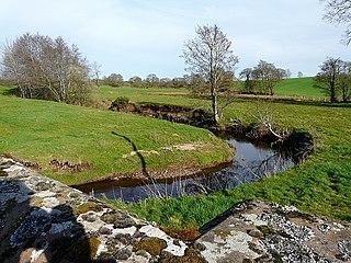 Kirklinton Middle civil parish in Carlisle, Cumbria, England