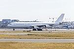 Hi Fly (CS-TQZ) Airbus A340-313 at Sydney Airport.jpg