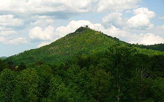 Hibriten Mountain - Image: Hibriten Mountain 27527