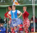 Highland Dancing Competition - Dornoch Highland Gathering 2007.jpg