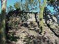 Hill Fort on Craig Ruperra - geograph.org.uk - 90818.jpg