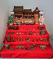 Hina dolls palace, Japan, Kyoto, Taisho period - Matsuoka Museum of Art - Tokyo, Japan - DSC07386.JPG