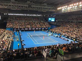 Melbourne Park - Melbourne Arena