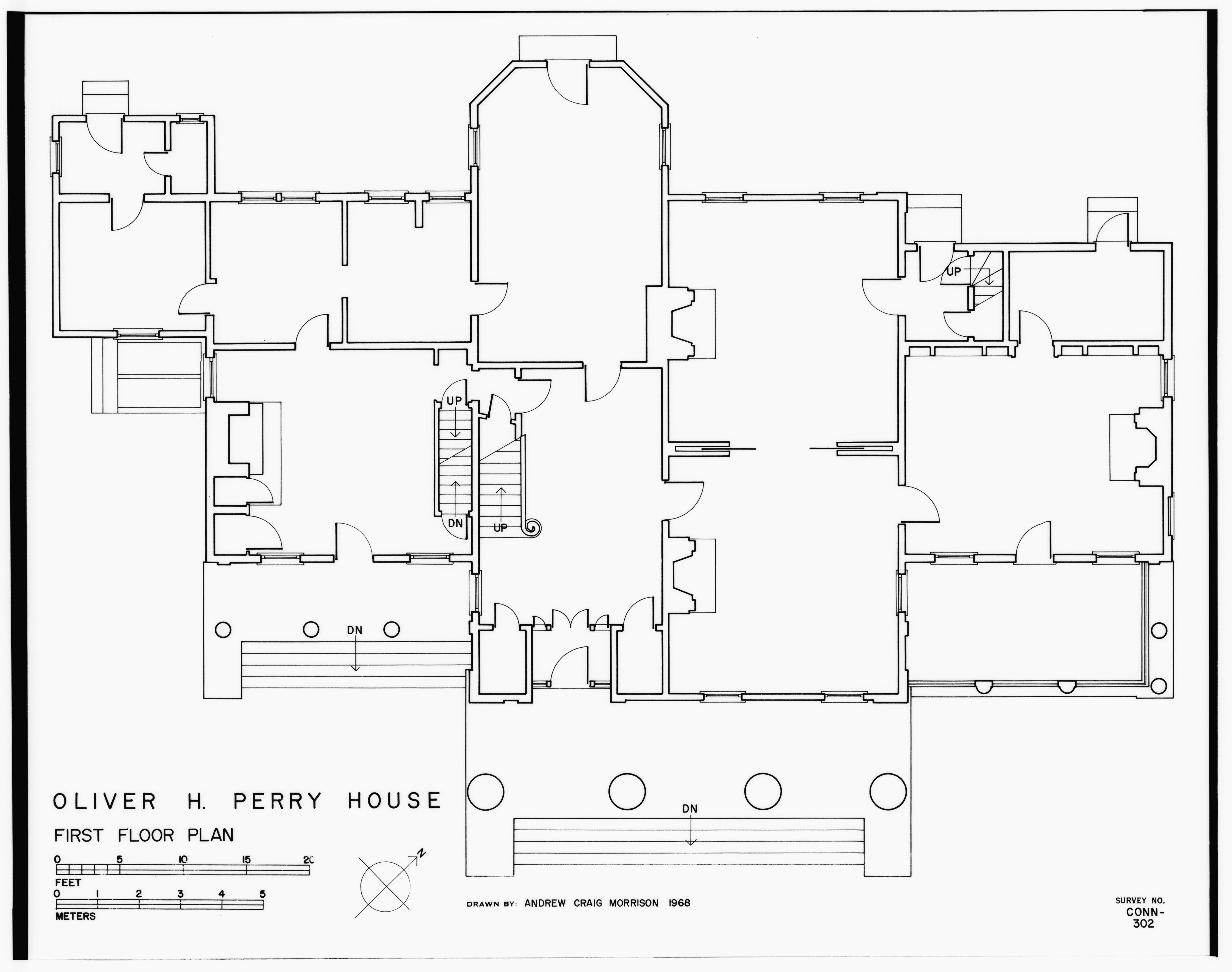 File:Historic American Buildings Survey PHOTOCOPY OF 1968