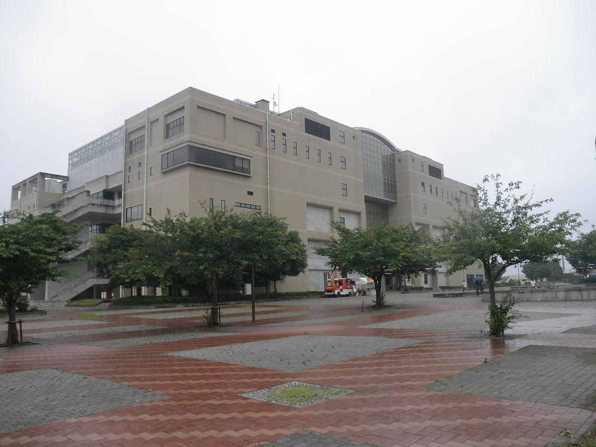 ひたちなか市総合運動公園総合体育館 - Wikipedia