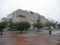 Hitachinaka General Gymnasium.JPG
