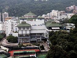 香港赛马会跑马地会所
