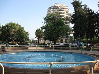 Hod HaSharon - Magdiel garden