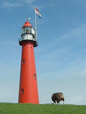 Lighthouse, Hoek van Holland, Netherlands
