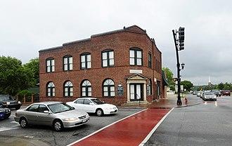 Home National Bank - Home National Bank, August 2012
