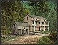 Home of Rip Van Winkle, Sleepy Hollow, Catskill Mountains-LCCN2008679627.jpg