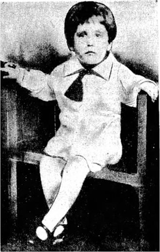 Little Lord Fauntleroy (murder victim) - Homer Lemay was speculated to be the identity of Little Lord Fauntleroy