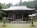 Hon-dō of Kannon-ji in Maibara.jpg