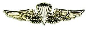 Charles H. Jacoby Jr. - Image: Honduras Jump Wings