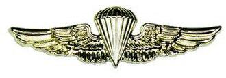 Raymond A. Thomas - Image: Honduras Jump Wings