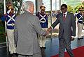 Honras militares e reunião com o Ministro da Defesa de Cabo Verde, Rui Semedo. (16908055135).jpg
