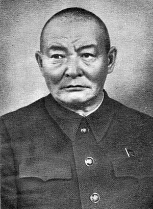 Khorloogiin Choibalsan