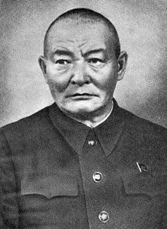 Khorloogiin Choibalsan - Image: Horloogiyn Choybalsan