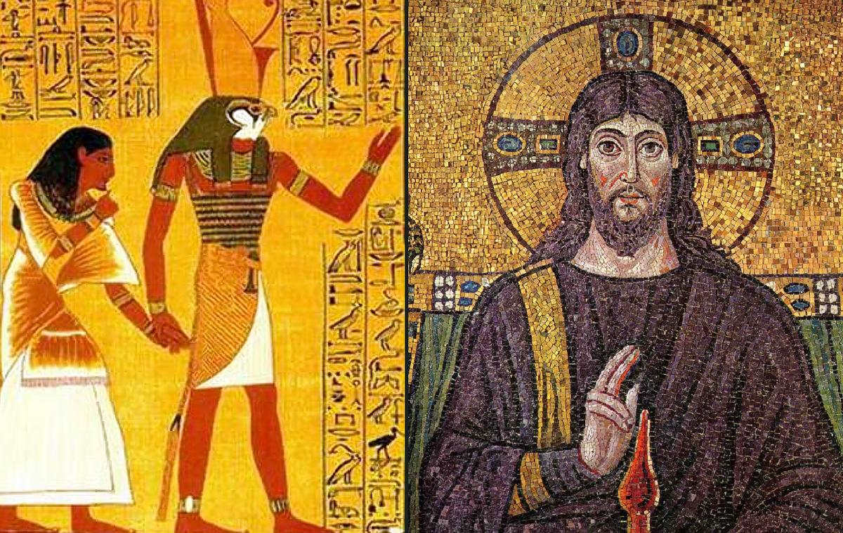 Imagini pentru jesus a pagan fake
