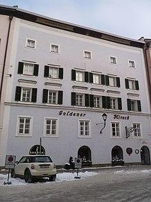 Sterne Hotel Salzburg Stadt