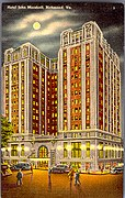 Hotel John Marshall, Richmond, Virginia Postcard.jpg