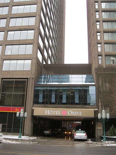 Omni Hotel Montreal Reviews