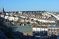 Housing in Prestonville, Brighton (December 2013, seen from Howard Place).JPG
