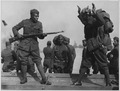 How they did it over there. (African American) troops of the 505th Engineers that returned on S.S. . . . - NARA - 533525.tif
