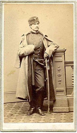 Hubert Dilger - Image: Hubert Dilger CDV by Frederics c 1860s
