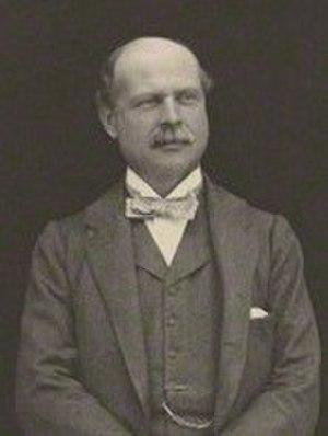 Hudson Kearley, 1st Viscount Devonport - Image: Hudson E Kearley 1901
