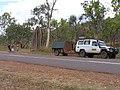 Huge Termite Mound in Kakadu, Australia, 2004 - panoramio.jpg