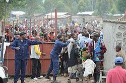Nya strider mellan rwanda och kongo