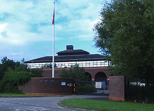 Humberside Fire and Rescue Service - Image: Humberside Fire and Rescue Service Headquarters