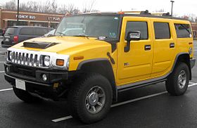 Image illustrative de l'article Hummer H2