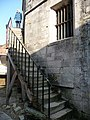 Hurst Castle , Central Tower Steps - geograph.org.uk - 1721692.jpg