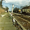 Huyton Station about 1970 - Wigan slow line just taken up - geograph.org.uk - 362849.jpg
