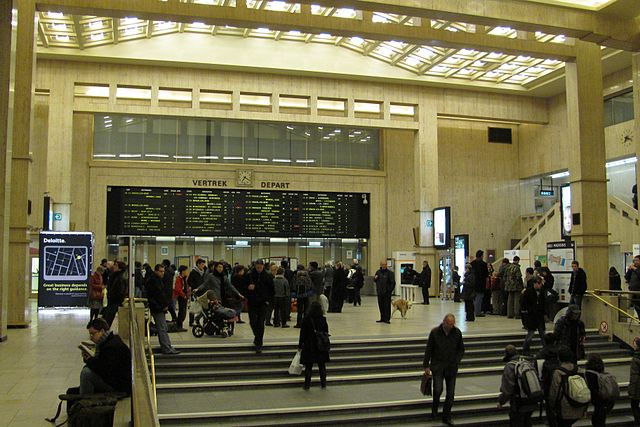 Gare Bruxelles Centrale