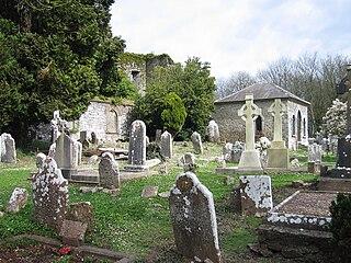 Castlelyons Village in Munster, Ireland