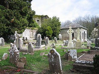 Castlelyons - St Nicholas's Cemetery, Kill-Saint-Anne, Castlelyons