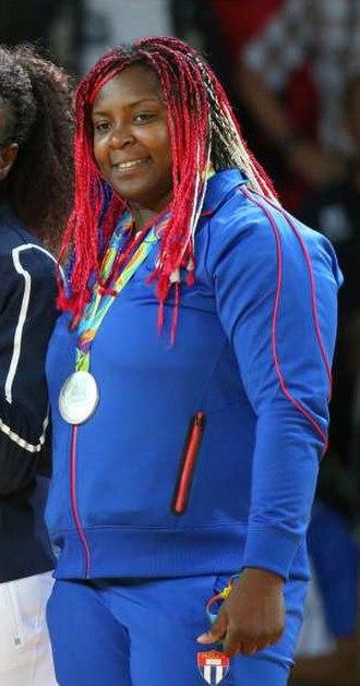 Idalys Ortiz - Ortiz at the 2016 Olympics