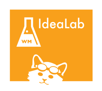 IdeaLab kitten logo