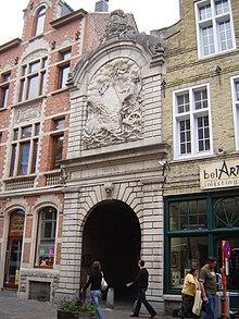 Vismarkt (Ieper) - Wikipedia