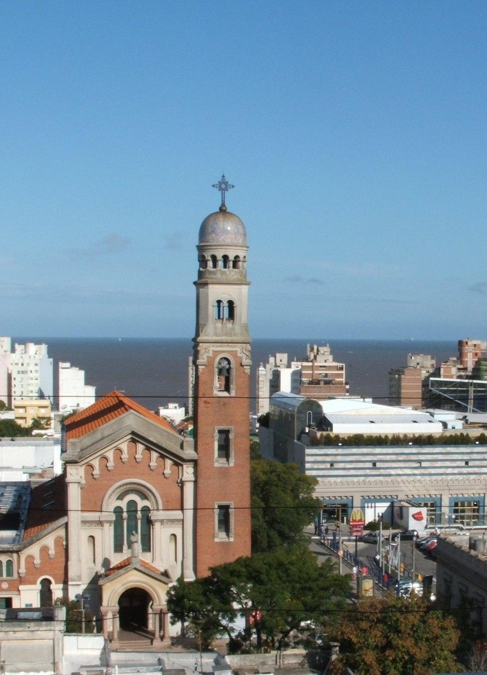 Iglesia Punta Carretas
